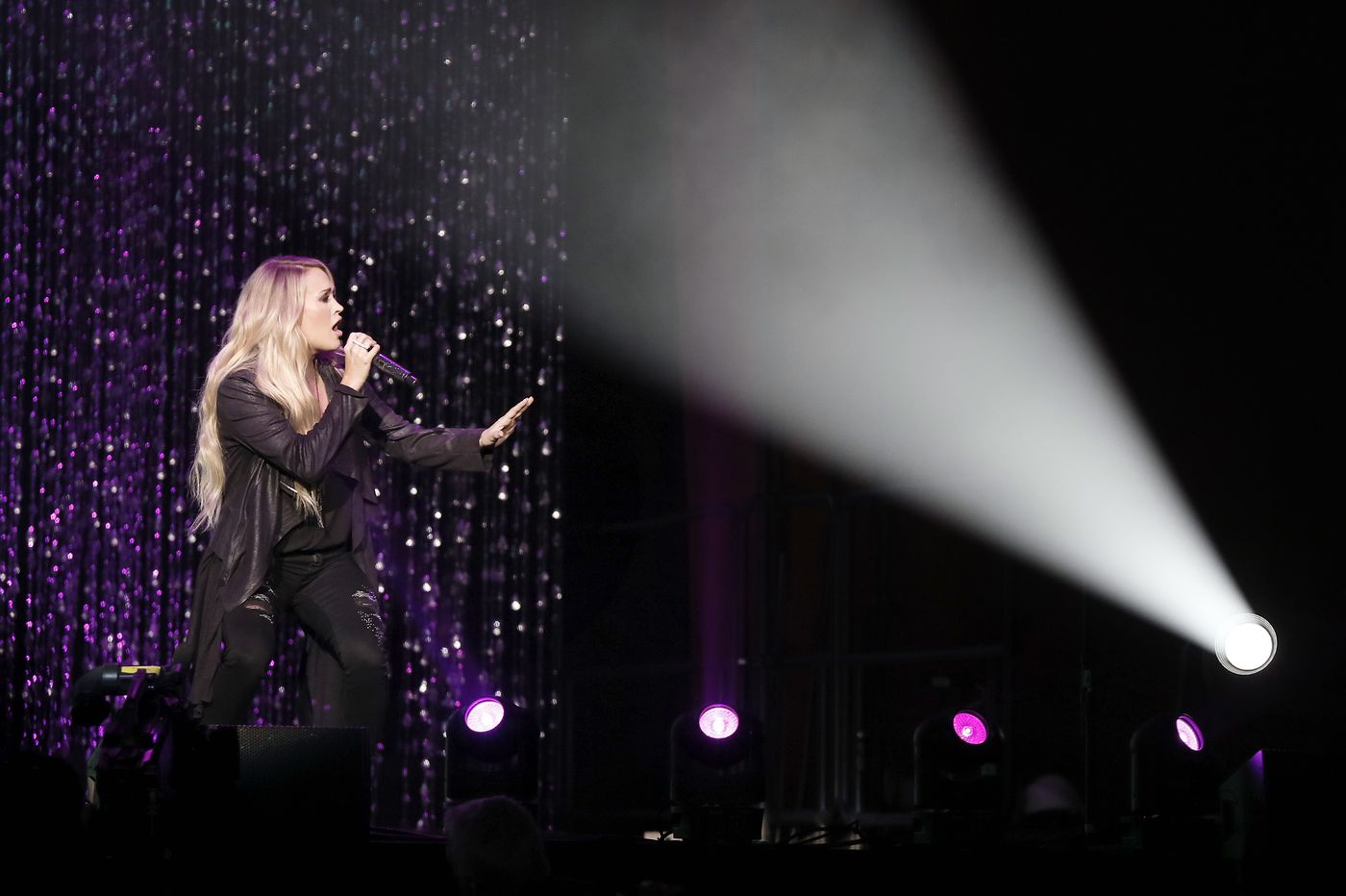 Carrie Underwood opens the new Hard Rock on comeback weekend in Atlantic City