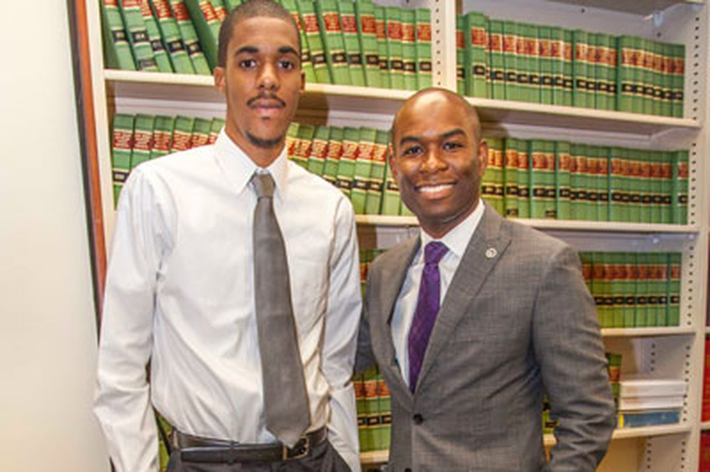 Kevin Riordan: Mentor helps boost New Jersey student into law school