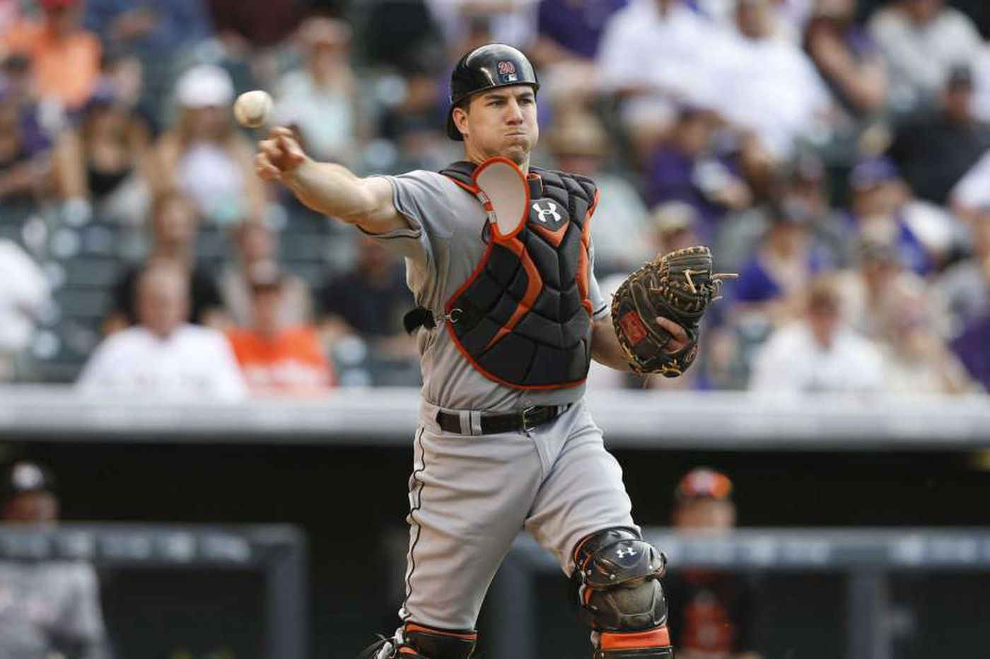 Phillies star J.T. Realmuto turned into a catcher thanks to two visionary scouts and a little luck