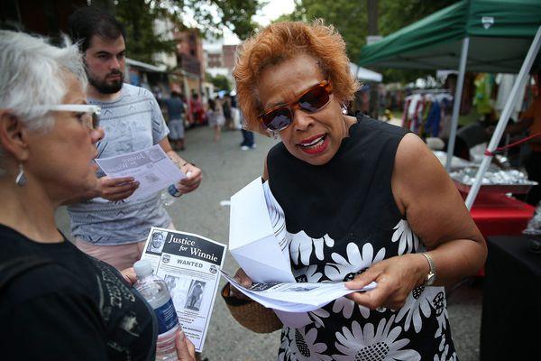 Working tirelessly to find who killed W. Philly's Winnie Harris
