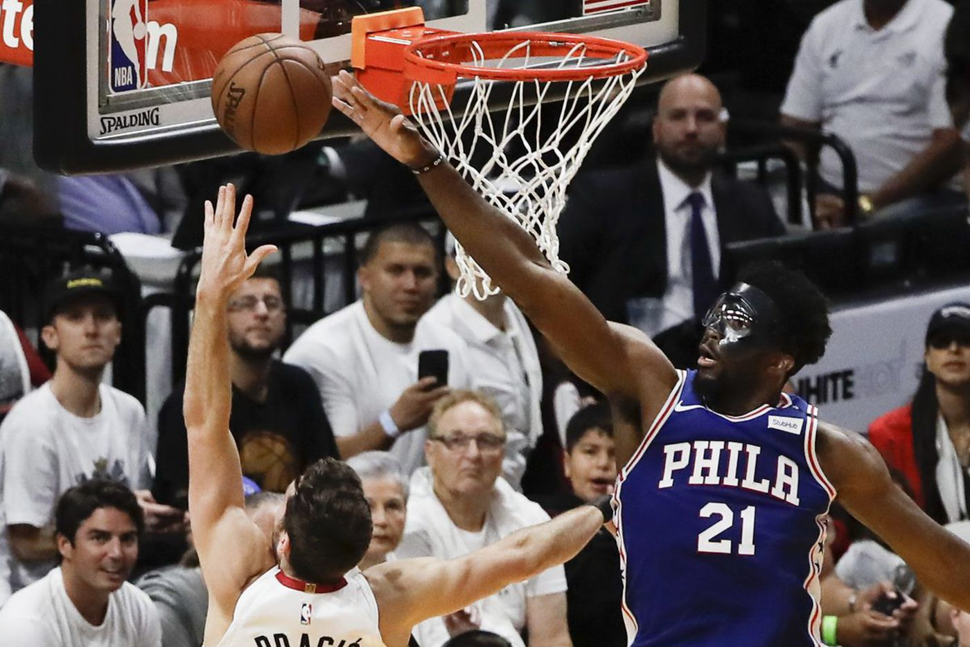 Sixers, returning home for Game 5, look to close out series vs. Heat