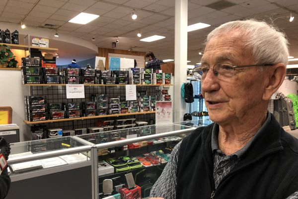 Danzeisen & Quigley trading sporting goods store for retirement