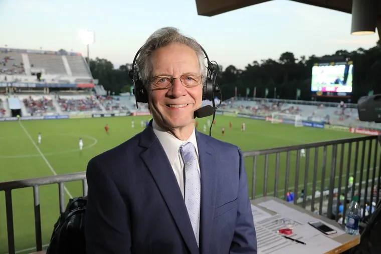 JP Dellacamera is back for another year as the Union's play-by-play announcer.