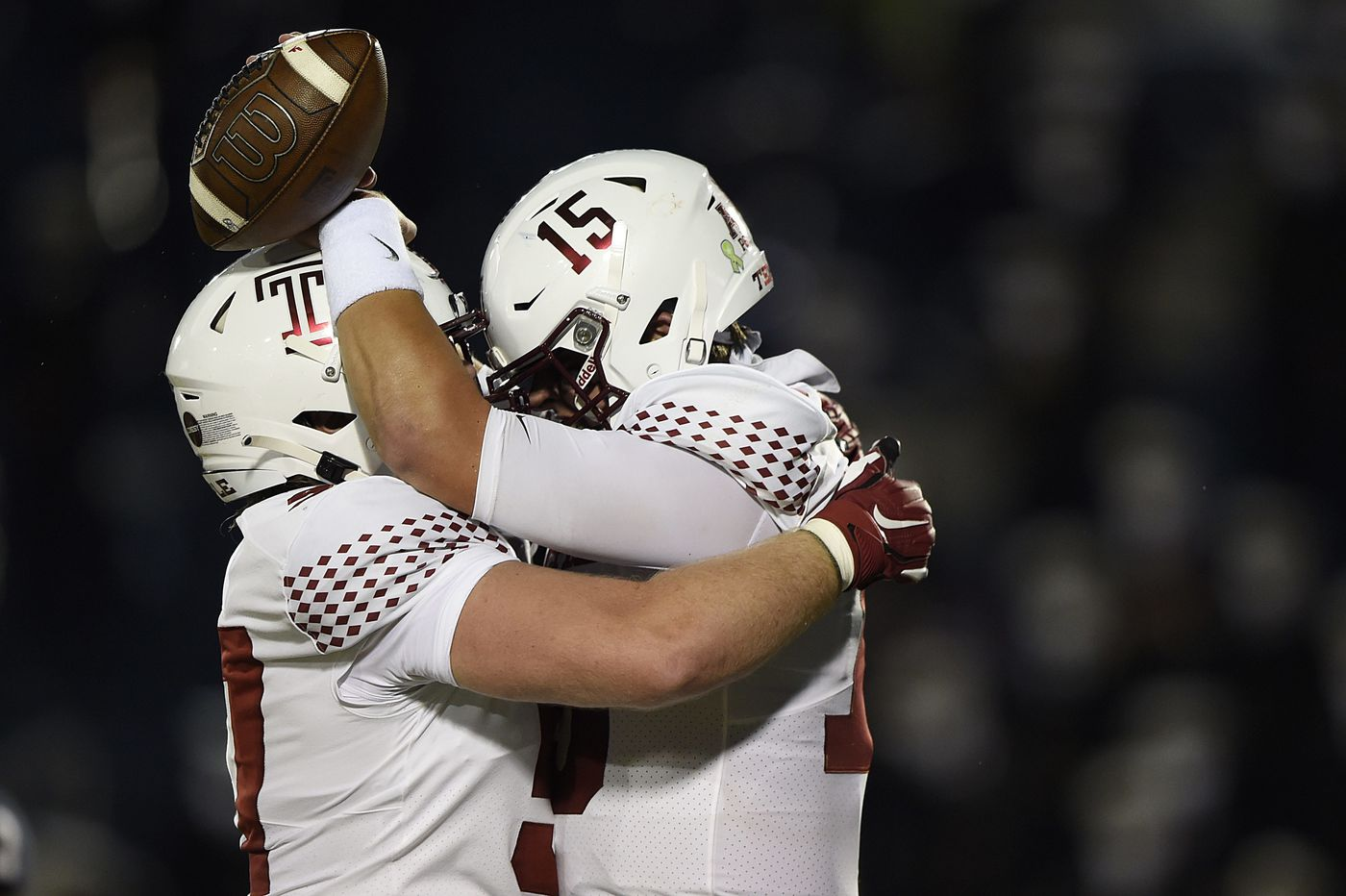 Temple is heavily favored to beat South Florida, but that didn't work out last week against Navy