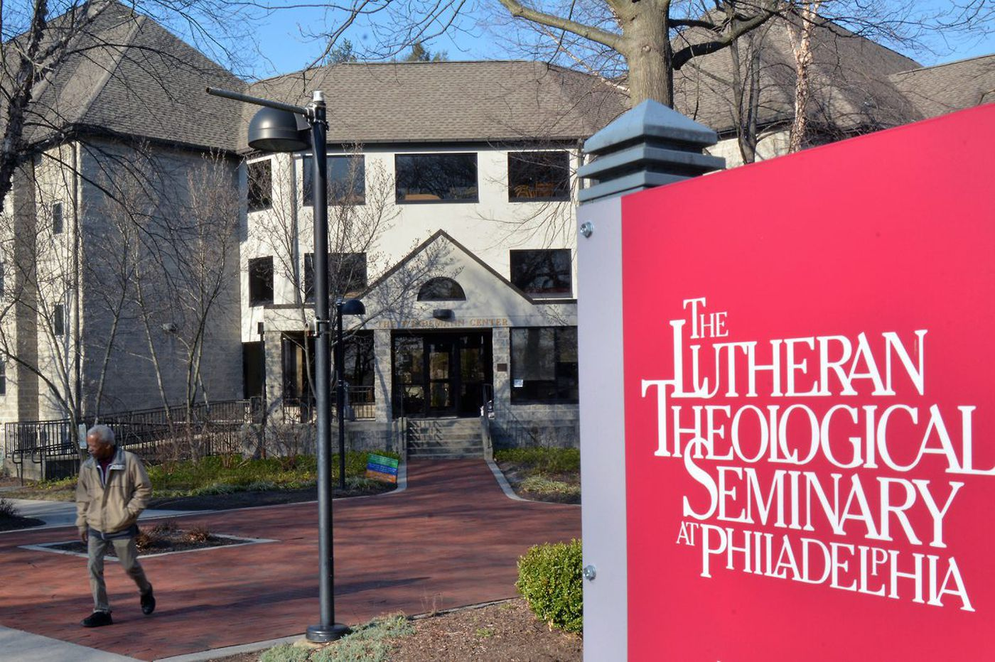 New seminary president's gay-conversion past catches school by surprise