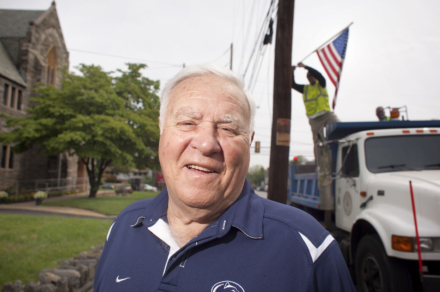 Frank C. Kelly, 84, Collingdale's mayor and favorite son