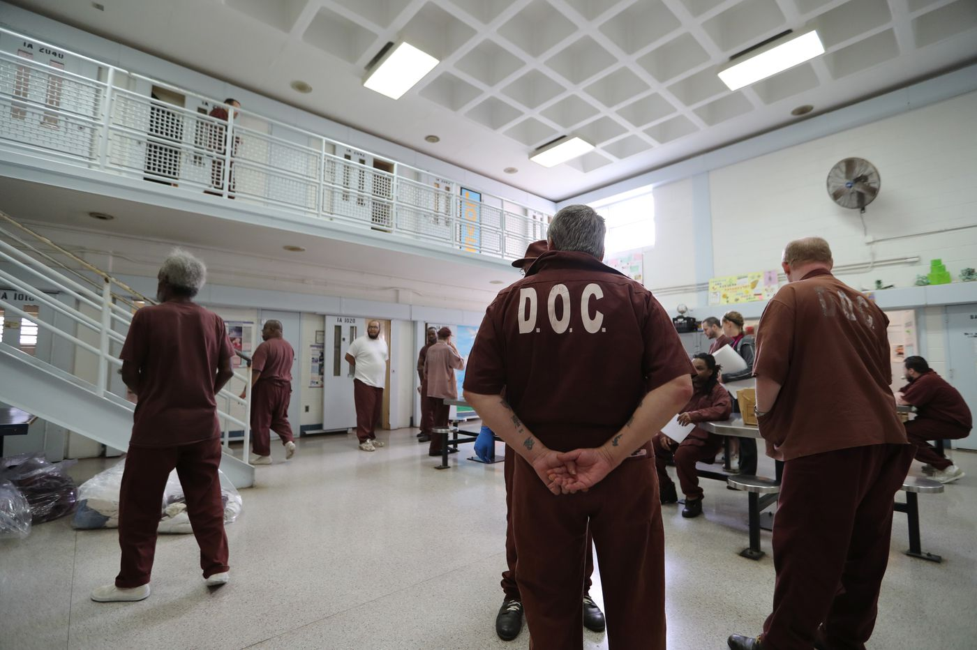 5,000 inmates with hepatitis C sued Pa. prisons. Now, they're on their way to getting treatment