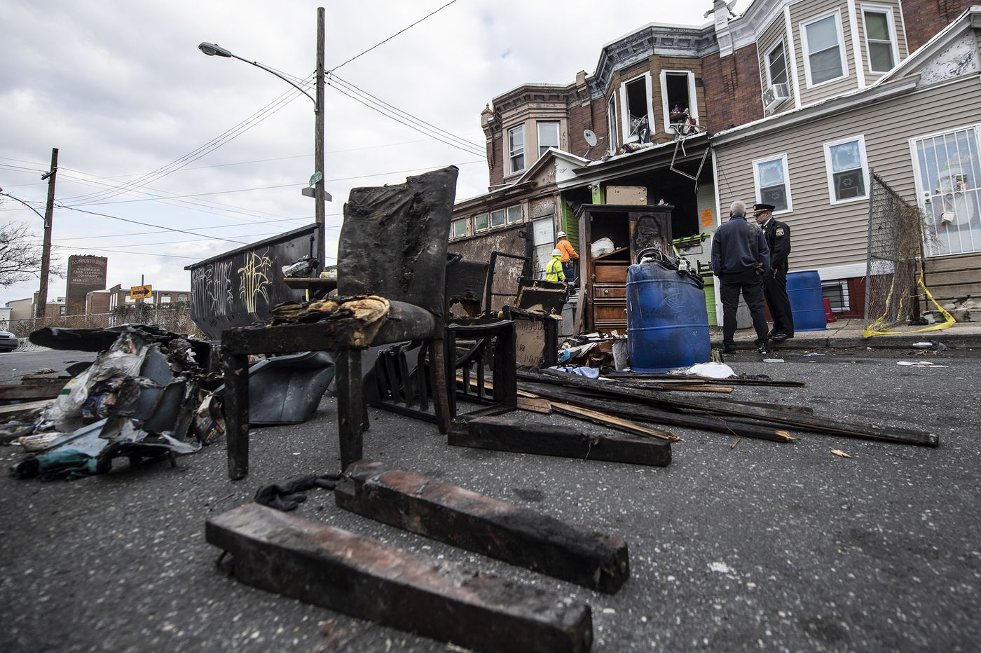 Philly house where fire killed grandmother and 2 children had no smoke detectors