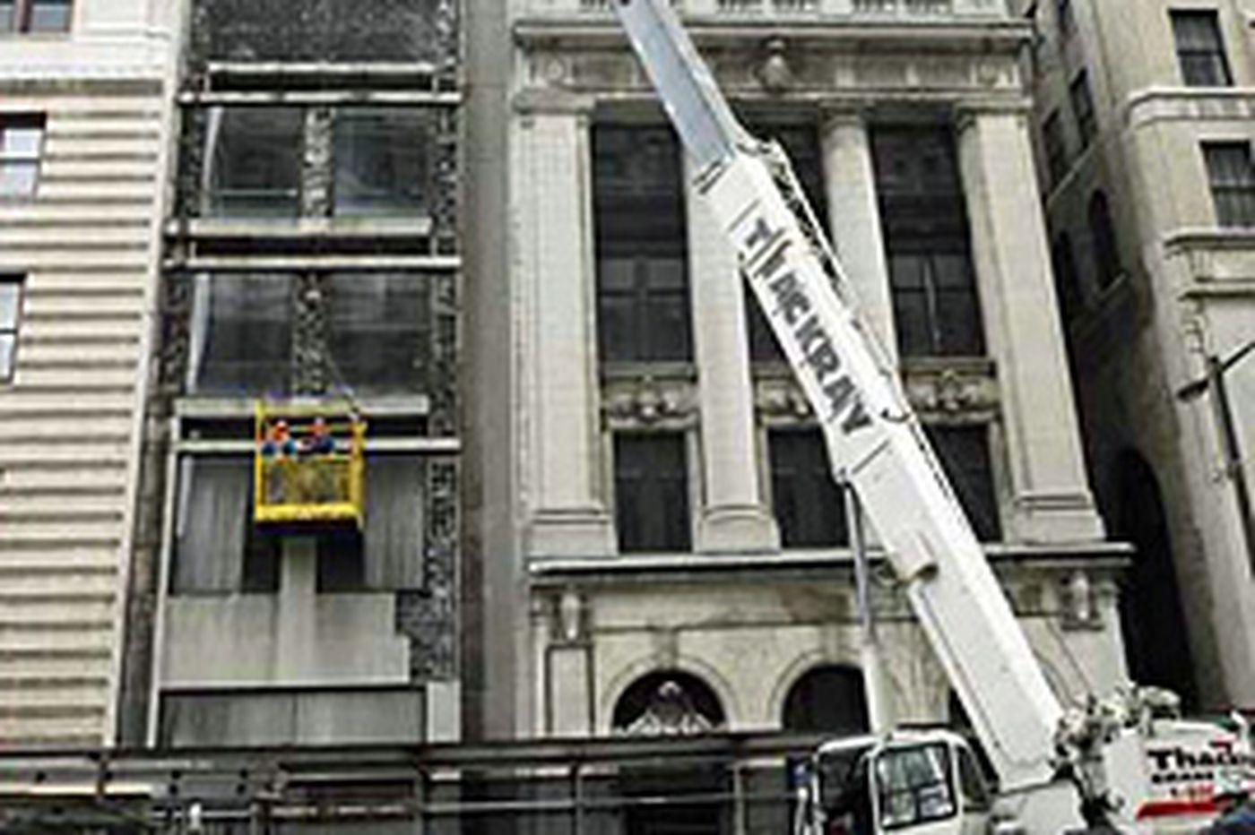Judge: Pa. may defy deal, raze buildings