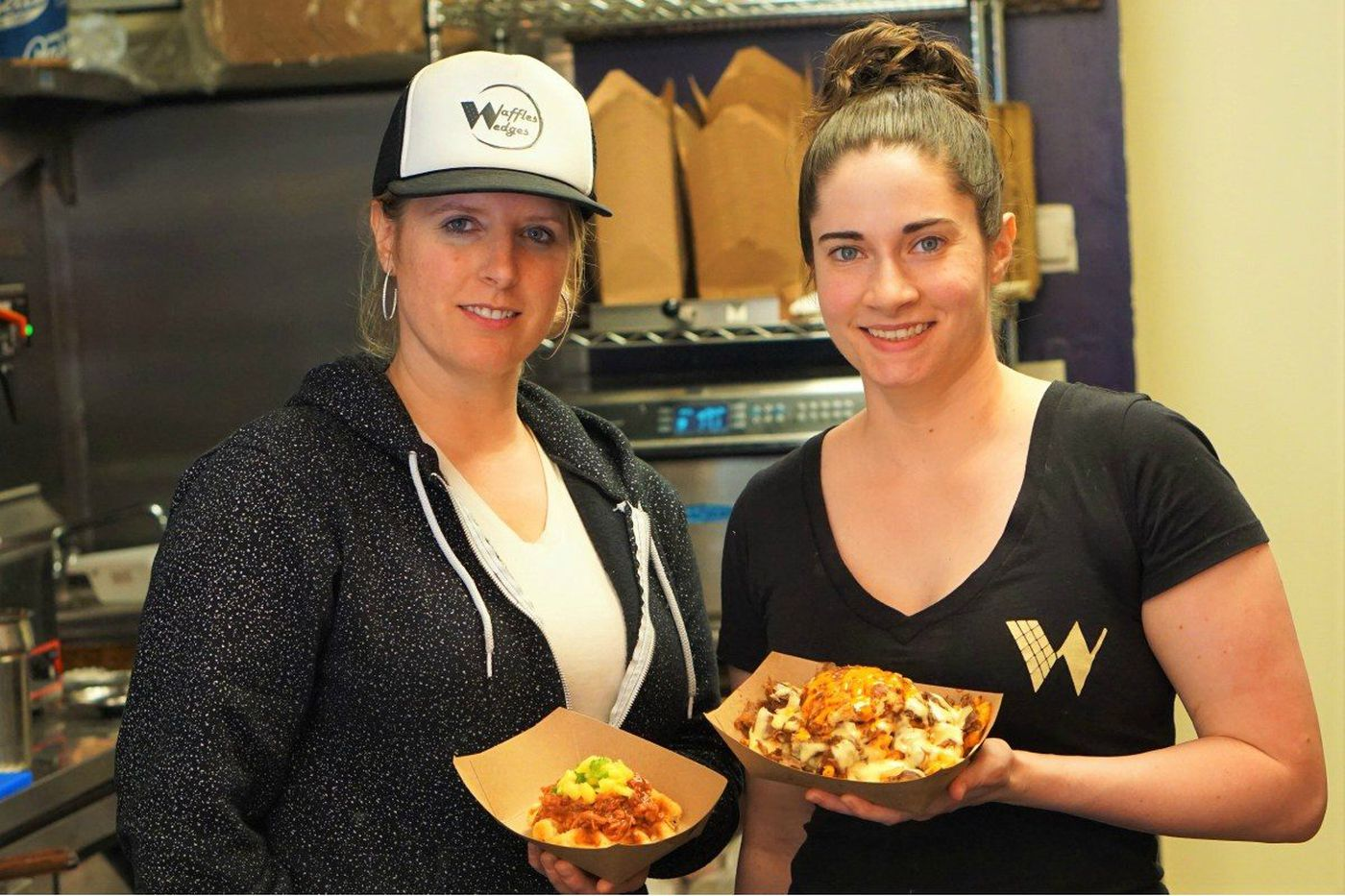 Waffles come to Reading Terminal Market