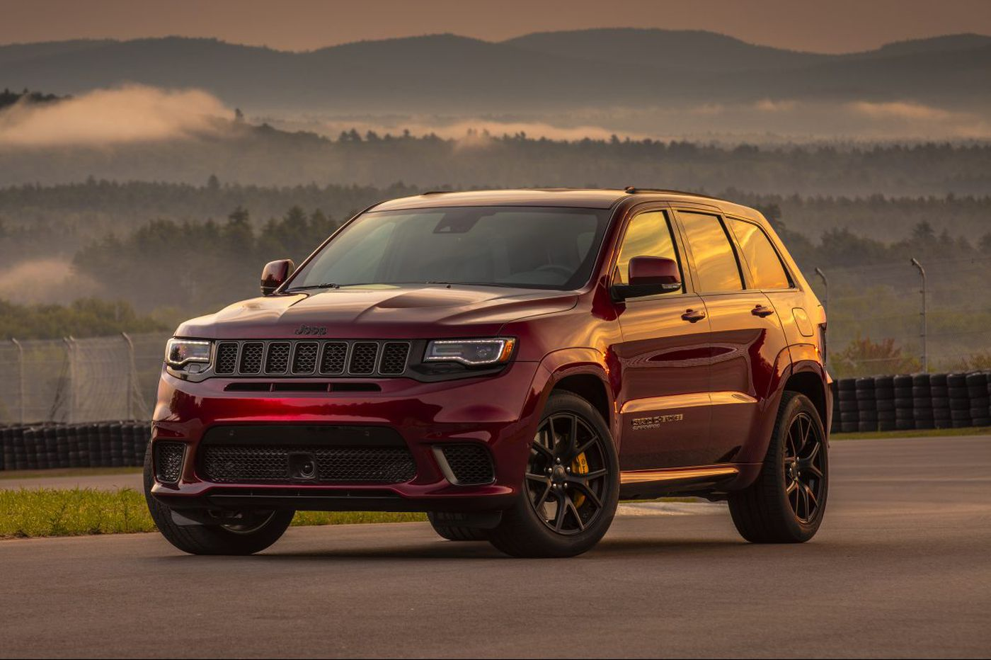 2018 Jeep Grand Cherokee Trackhawk: A supercharged pleasure to drive
