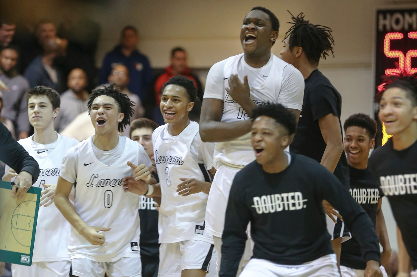 Catholic League boys' basketball semifinals shift to Thursday night at Palestra because of snow forecast