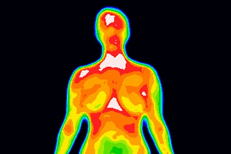 The FDA warns that infrared imaging is no substitute for mammograms to screen for breast cancer .
