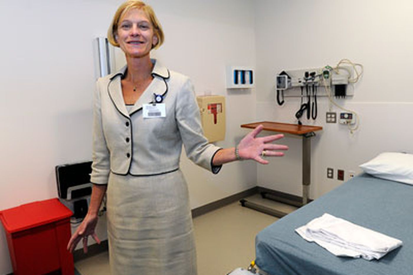 Einstein's new Montco hospital emphasizes growing outpatient numbers