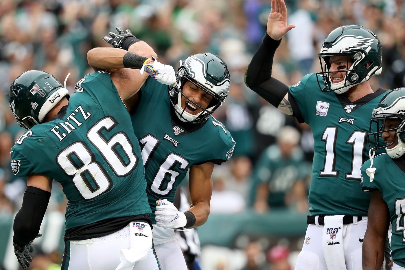 Sports betting: Vegas Vic's top plays are Cowboys on the road, Eagles at home and some Zach Ertz props