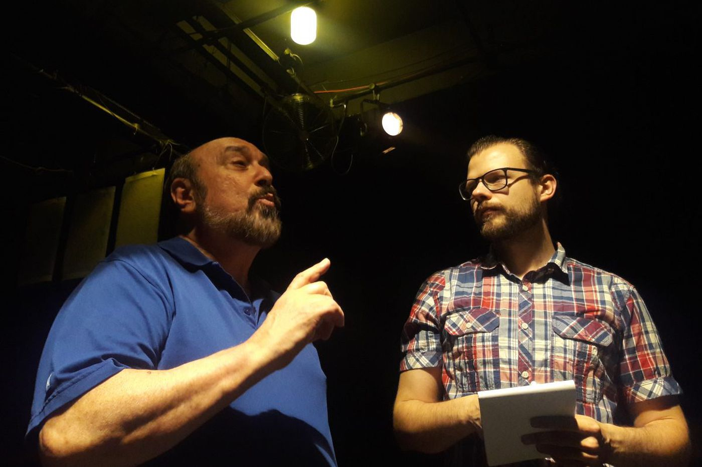 How to start a theater in the Czech Republic: The story of Philly's Gene Terruso