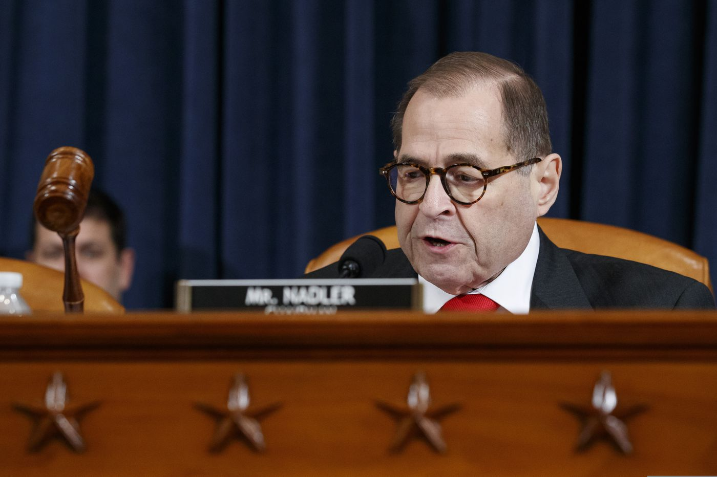 House Judiciary panel poised to debate articles of impeachment against Trump tonight