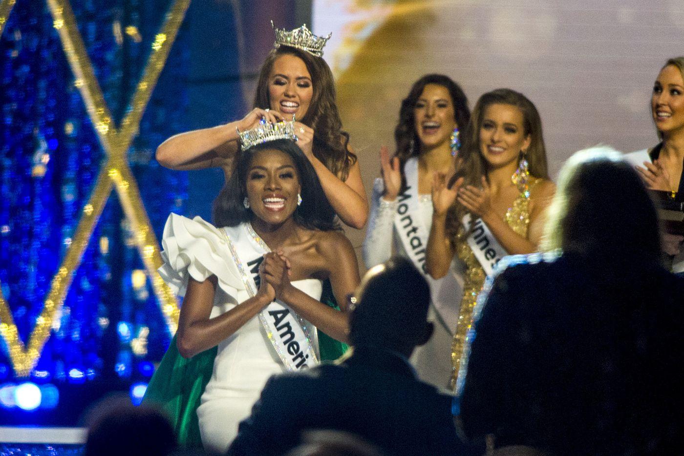 Miss America '2.0' crowned in Atlantic City