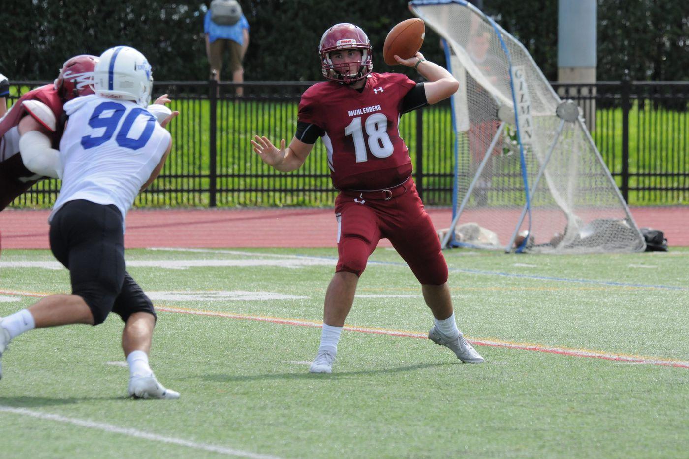 Penn Charter grads fueling Muhlenberg's run to Division III quarterfinals