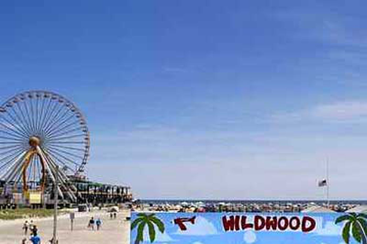 "Wildwood voted NJ's ""best beach"""