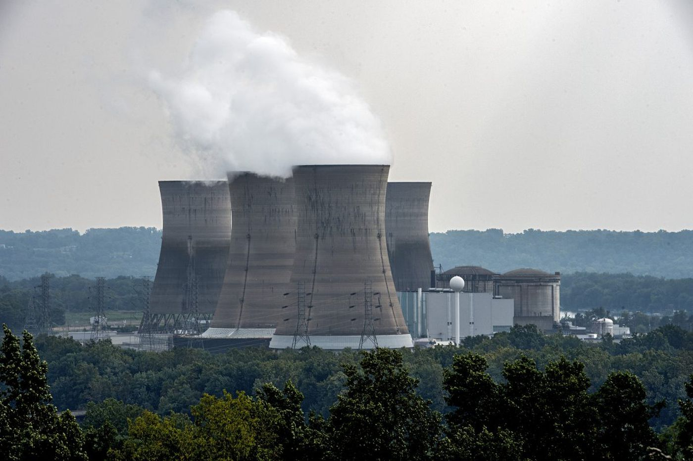Hundreds of Pennsylvania jobs on the line as bailout deadline looms for struggling nuclear plants