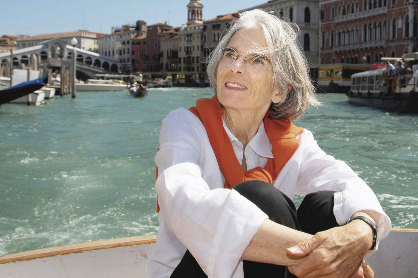 Venice-via-New Jersey novelist Donna Leon celebrates 25th Commissario Brunetti mystery