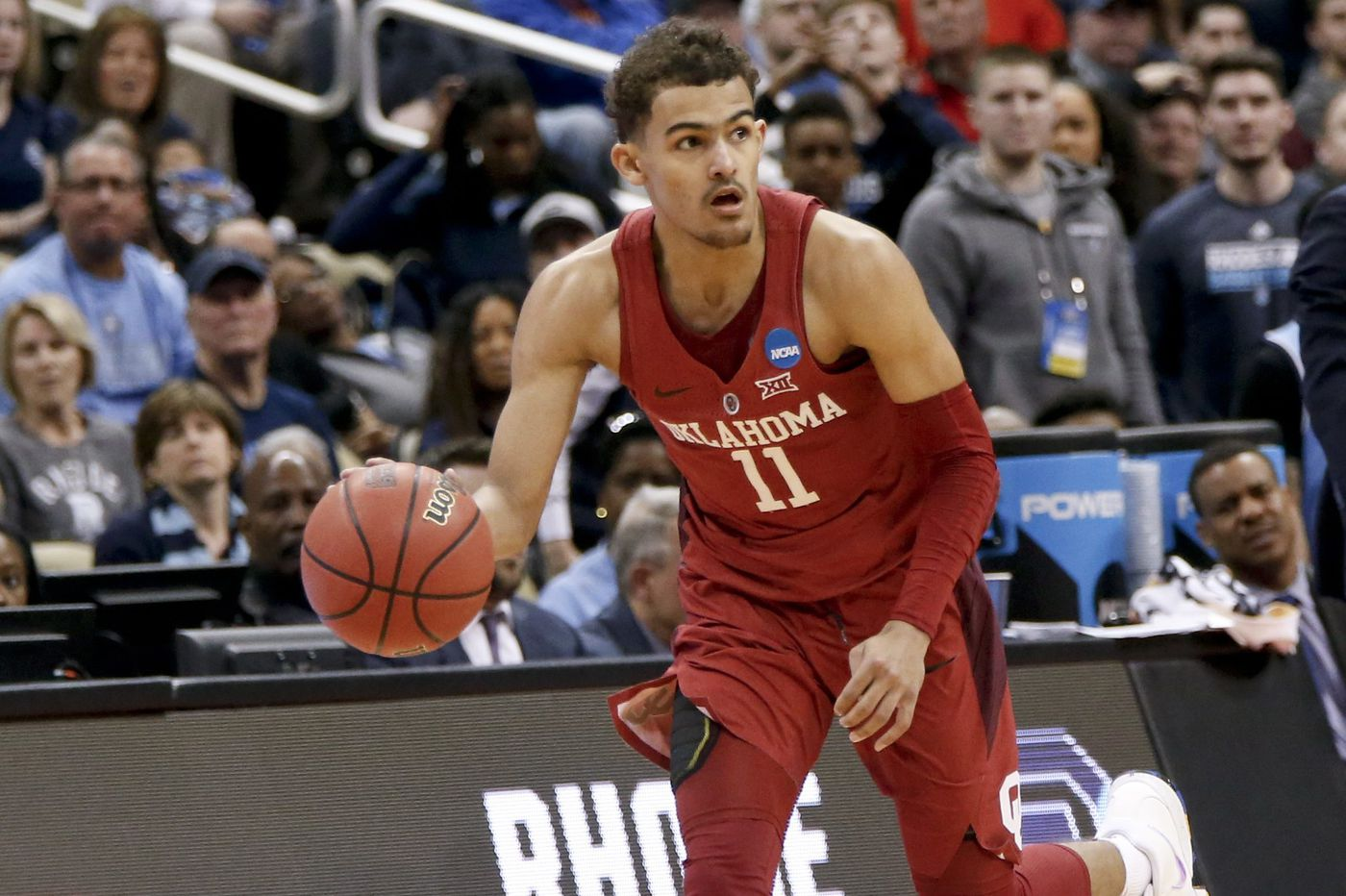 NBA draft: Trae Young heads list of point-guard prospects