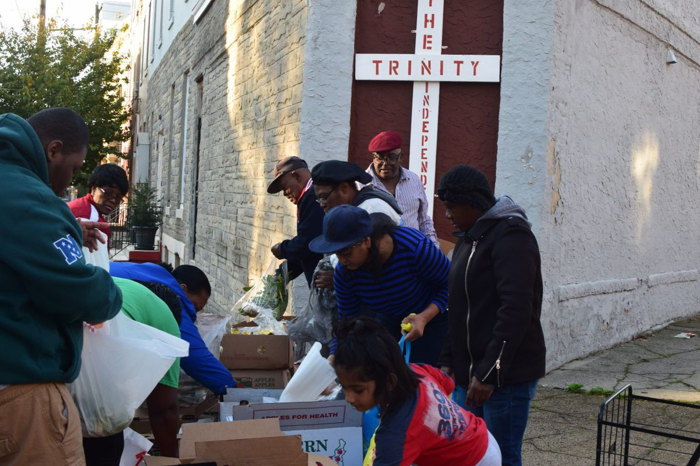 How Francisville residents work together to feed their own neighborhood