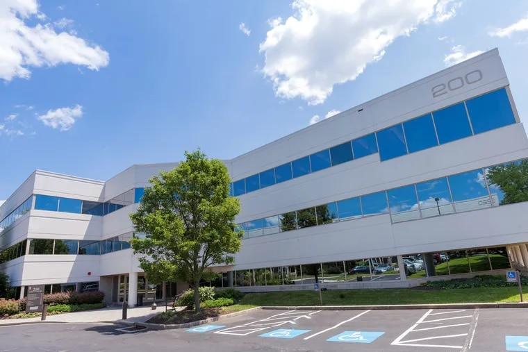 Workspace Property Trust's holdings include 200 Gibraltar Rd. in Horsham.