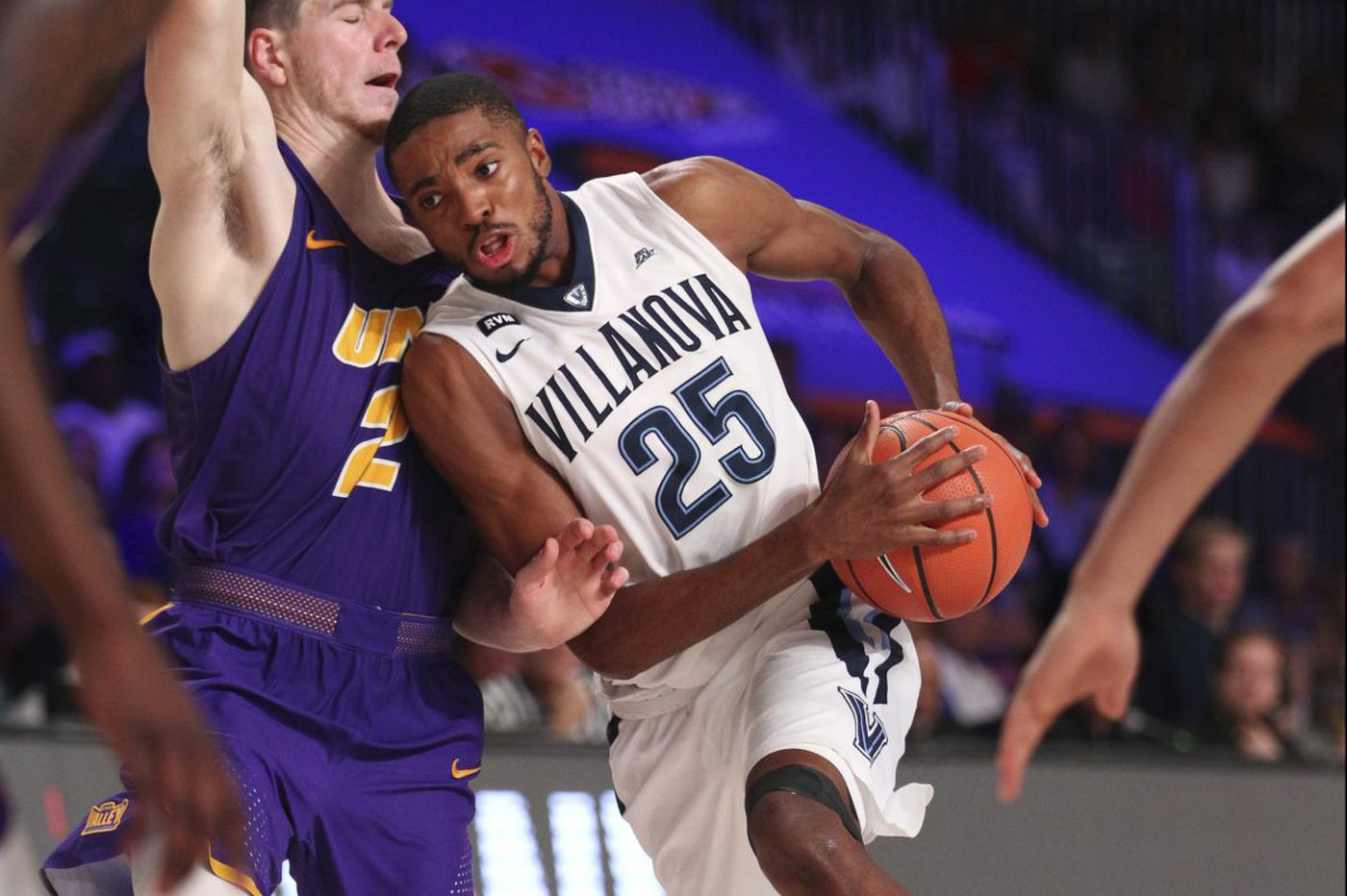 Villanova looking to continue hold on Big Five as it hosts Penn at Jake Nevin Field House