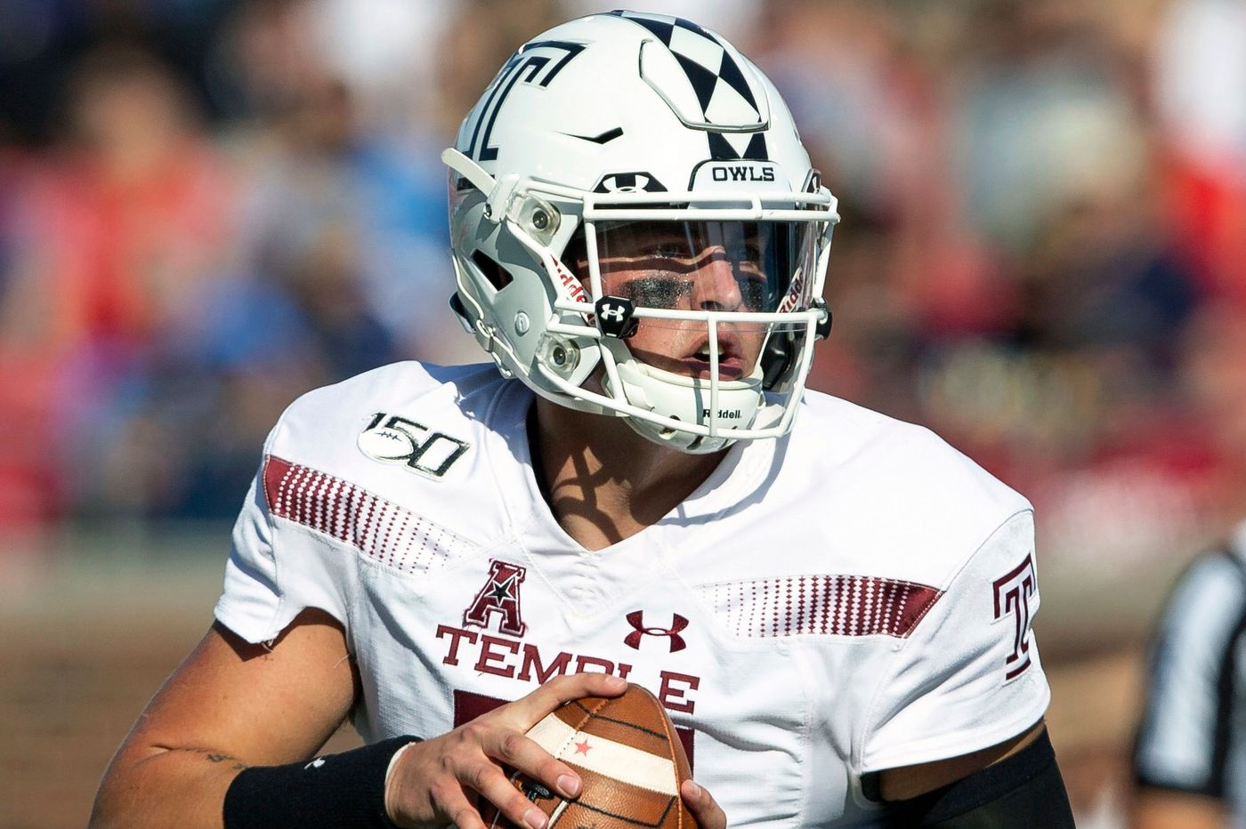 Temple football notes: Owls QB Anthony Russo liked his team's fight, but not the results