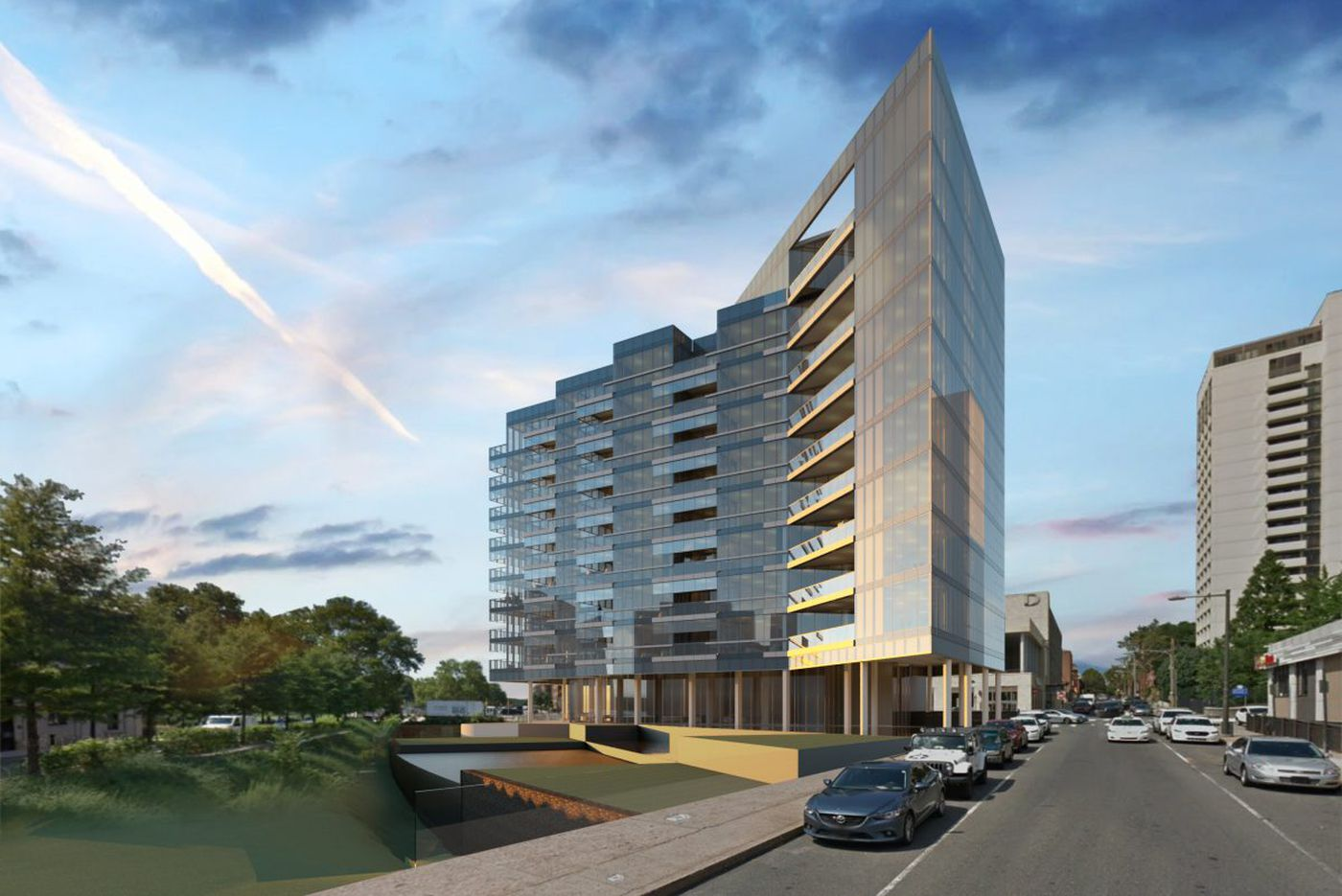 New neighbor planned for Rodin Museum on Parkway: A 10-story condo building