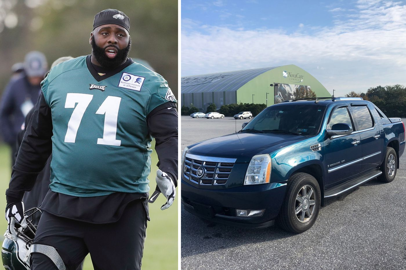 Like my truck, Eagles' Jason Peters keeps on getting the job done | Marcus Hayes
