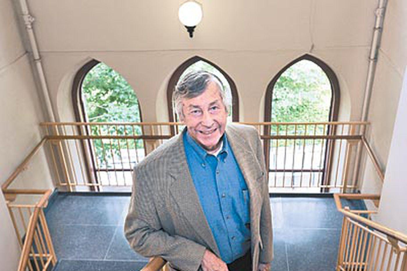 Former university president Hackney bows out at Penn