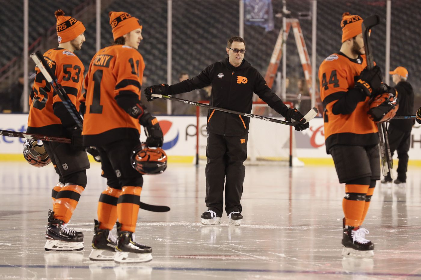 Scott Gordon has changed the Flyers' narrative — but what about his? | Sam Donnellon
