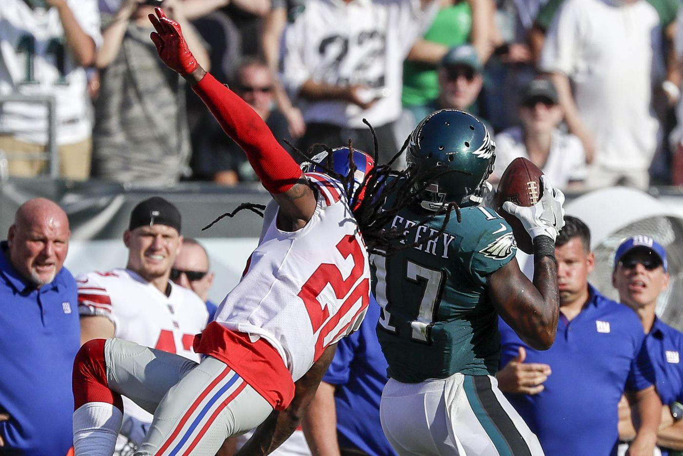 Report: Body found at Giants' CB Janoris Jenkins' house, police investigating as homicide