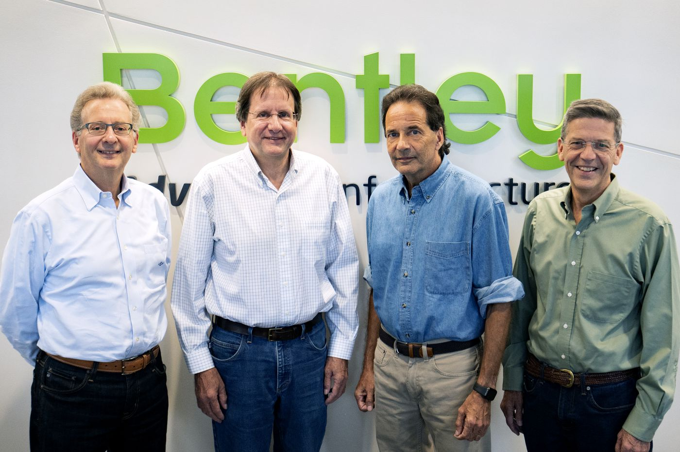 Bentley brothers take their 4,000-person Exton software firm public. It's worth $8.7 billion.