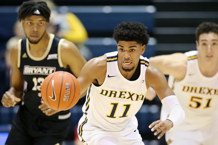 Drexel guard Camren Wynter had his best game of the season against Princeton. FILE PHOTO