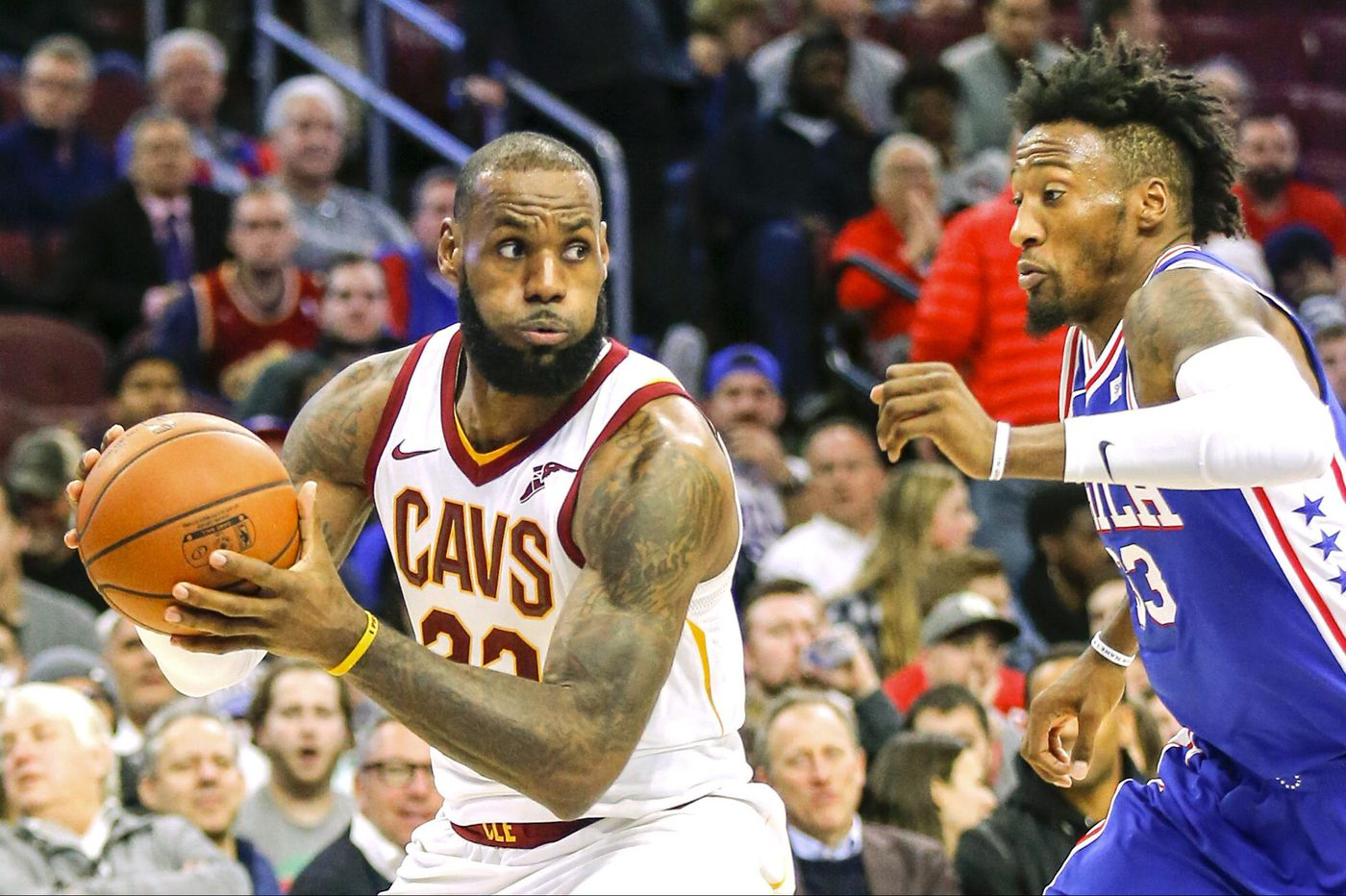 How LeBron James' decision may change Sixers' Star Hunt approach   David Murphy