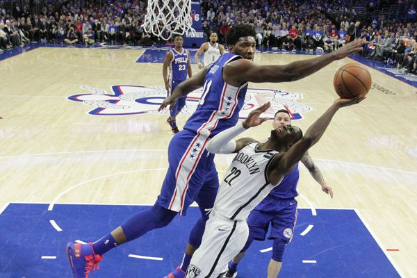 How important is Monday's game vs. the Nets? The Sixers have never come back to win after starting 0-2.