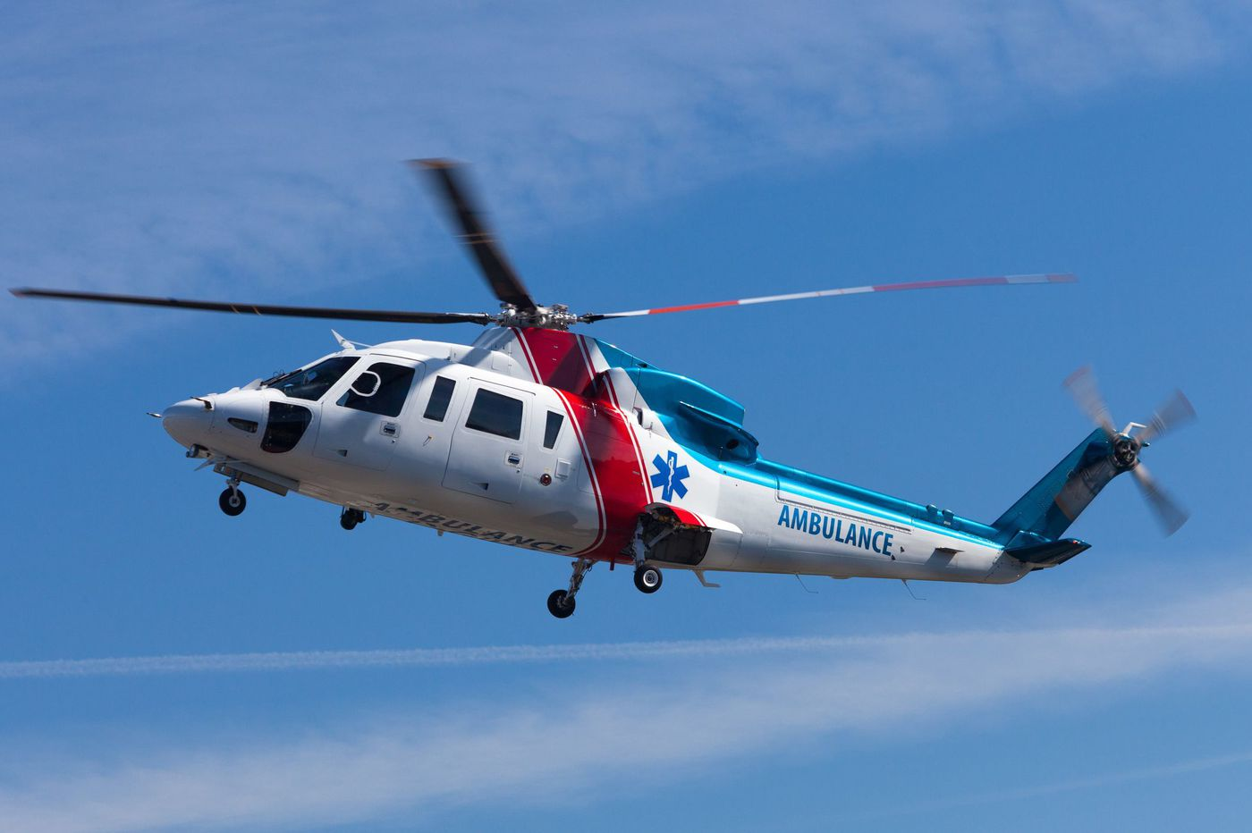 Expensive air ambulance charges continue to rise, study finds