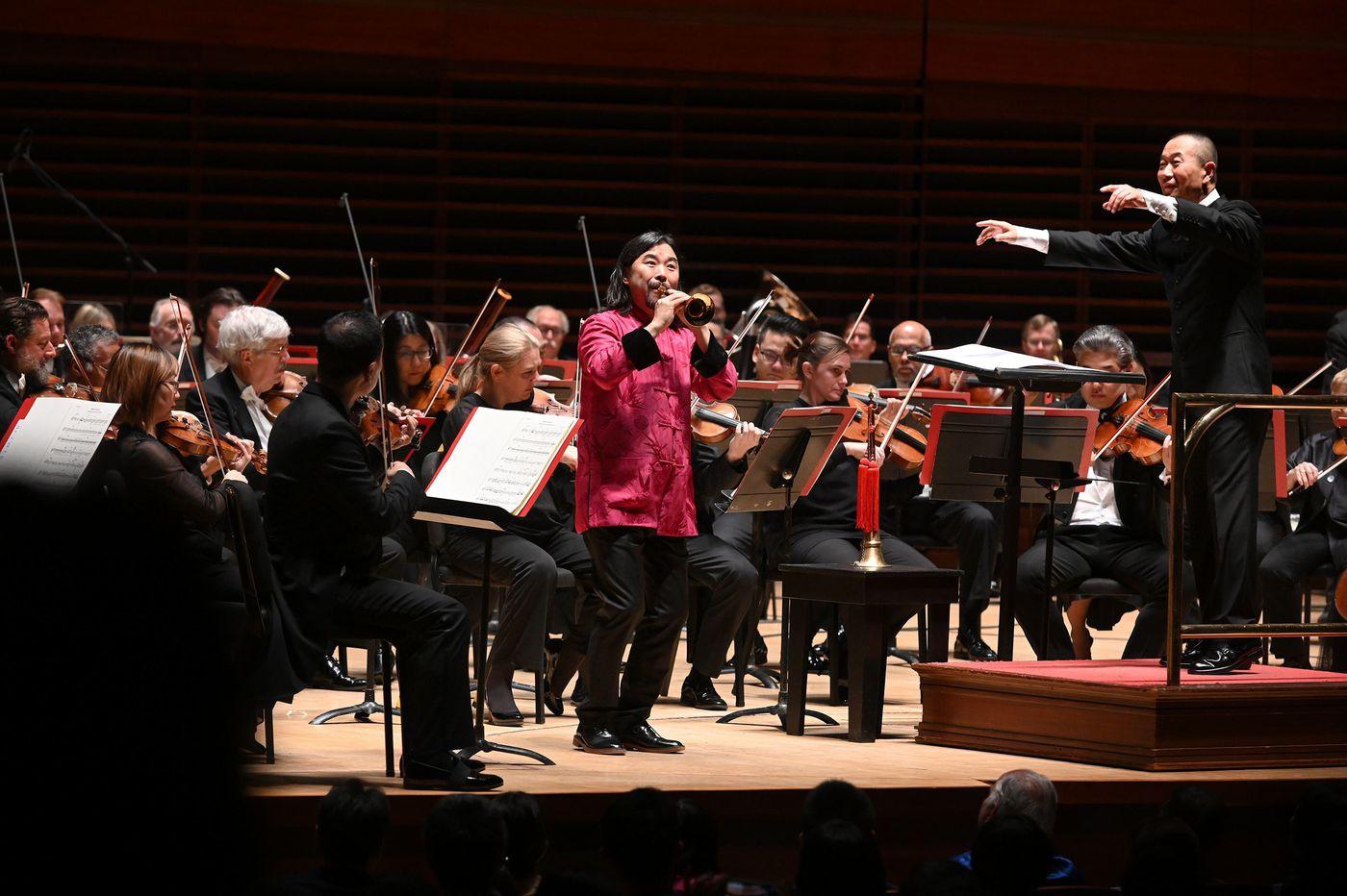 Philadelphia Orchestra's China Night navigates some tricky cultural crosswinds