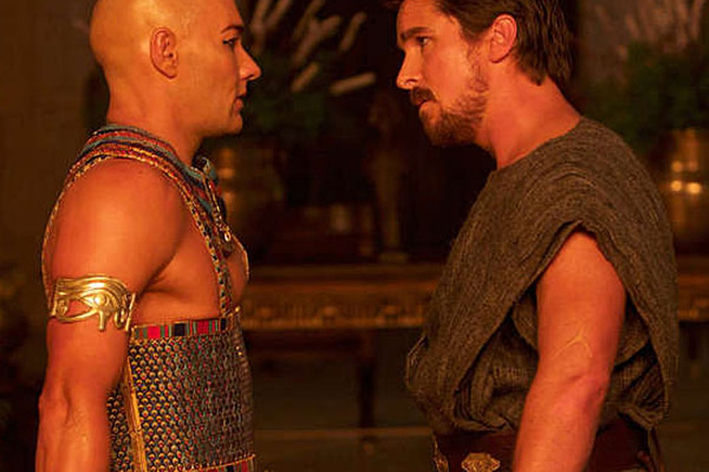 'Exodus: Gods and Kings': God as a bratty kid