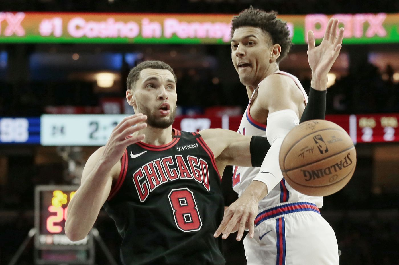 Sixers 'surprised' and 'disappointed' with Matisse Thybulle being excluded from Rising Stars game