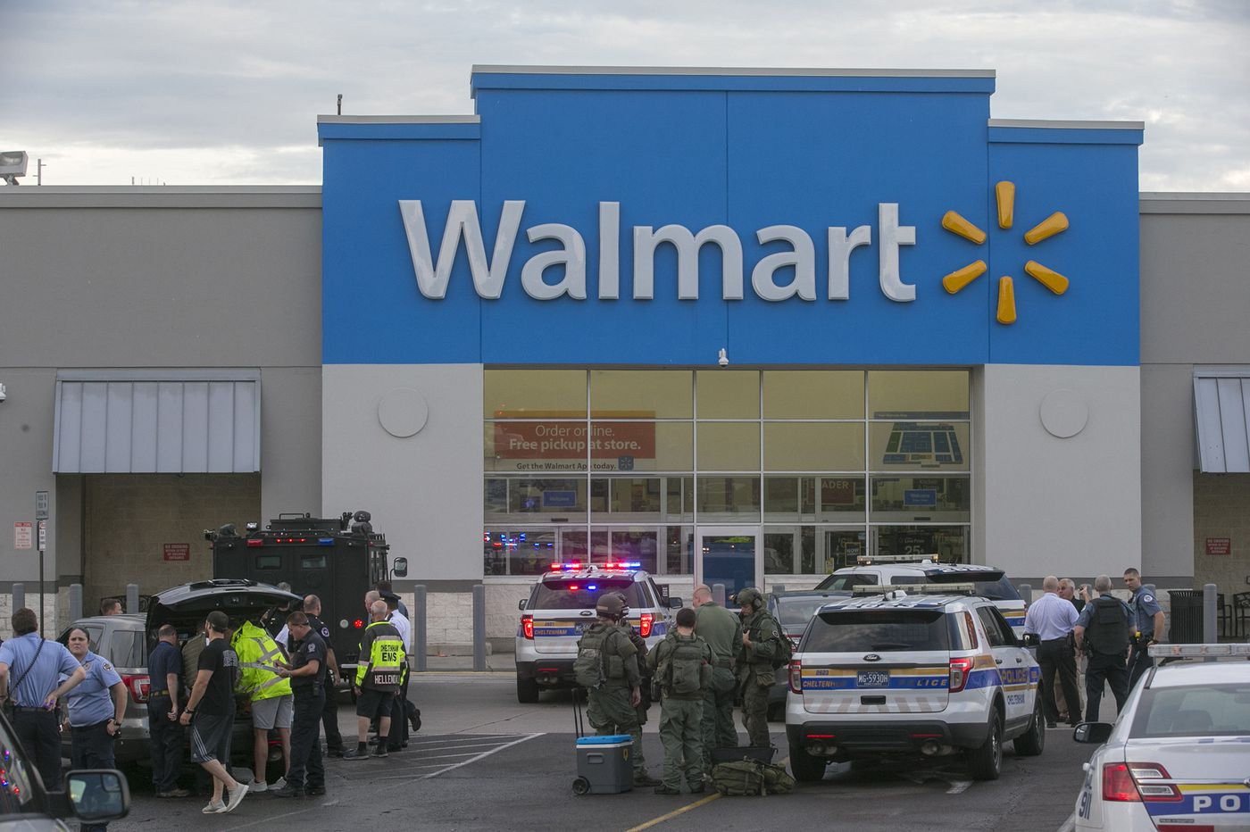 Suspect in Montco Walmart shooting will face county court