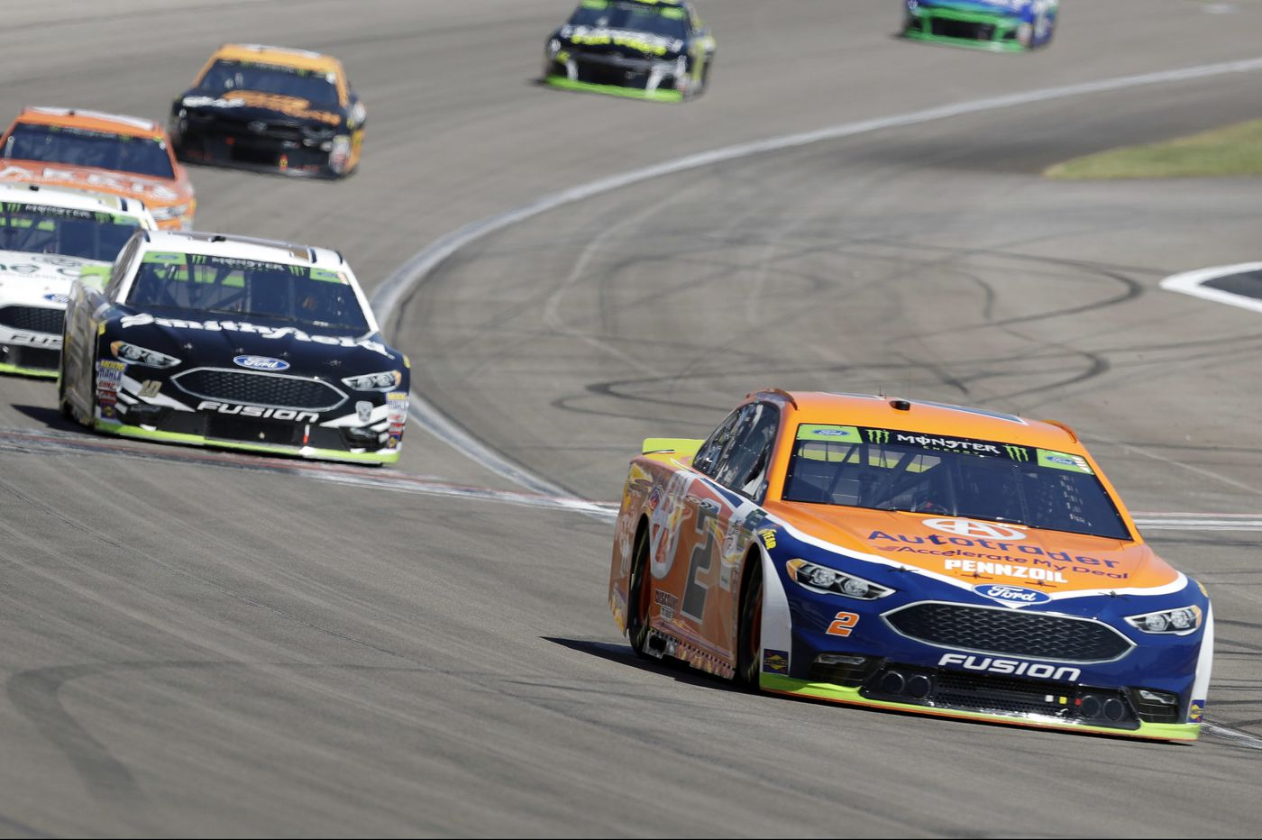 NASCAR's Monster Energy playoffs already wild after first race