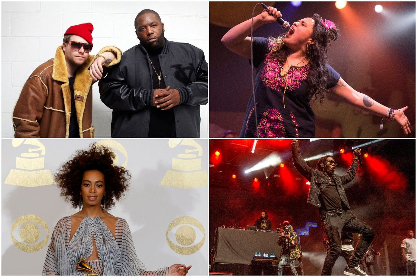 Solange, Run The Jewels, and 8 other acts besides Jay Z and J. Cole to see at Made In America