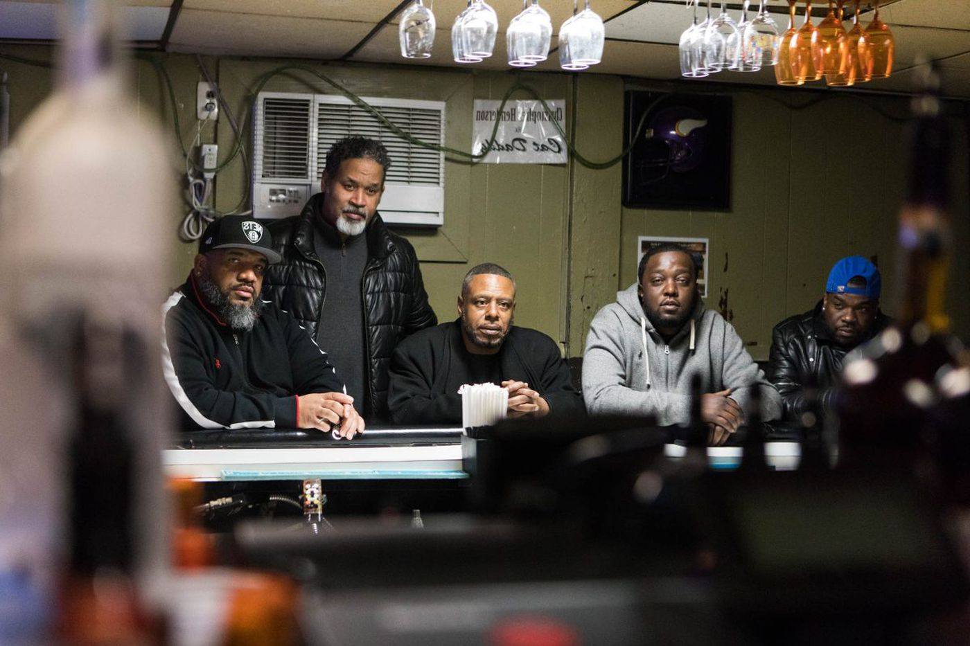 Chase Street: Camden friends produce TV series on life in city