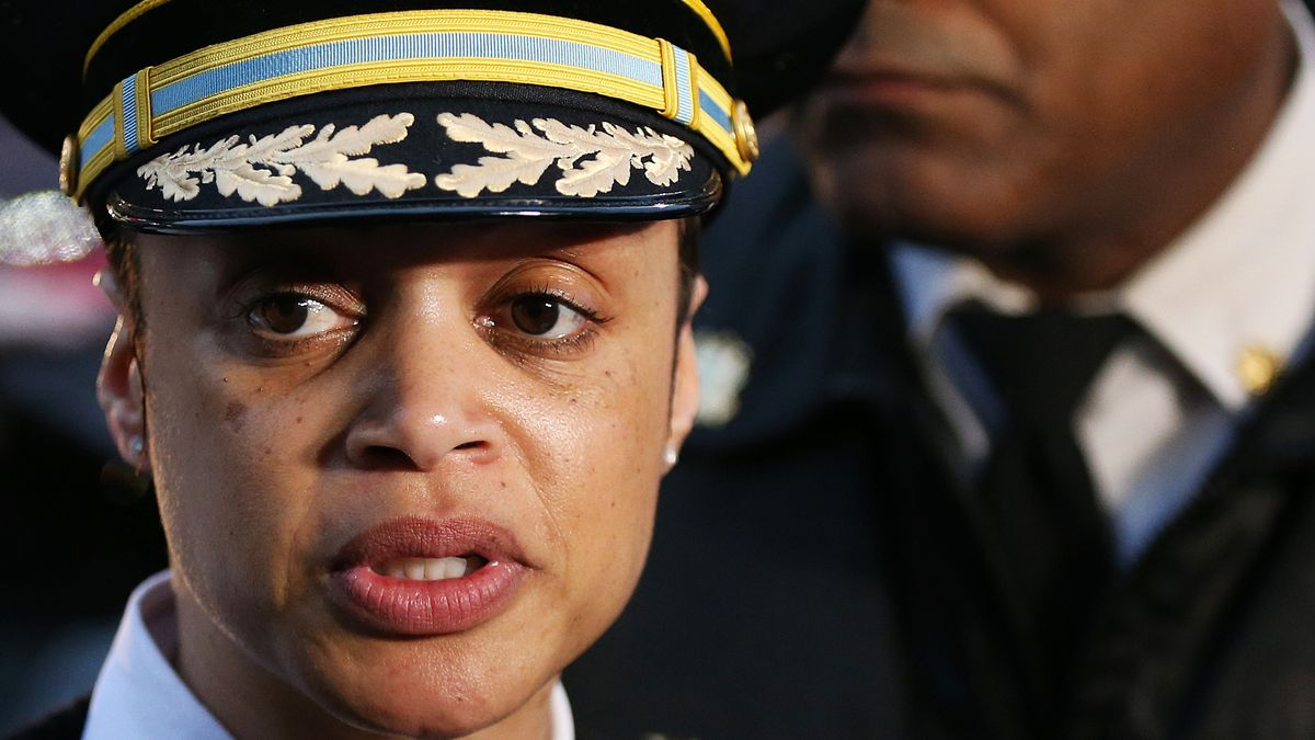Philly Police Chief Danielle Outlaw speaks out on the death of George Floyd