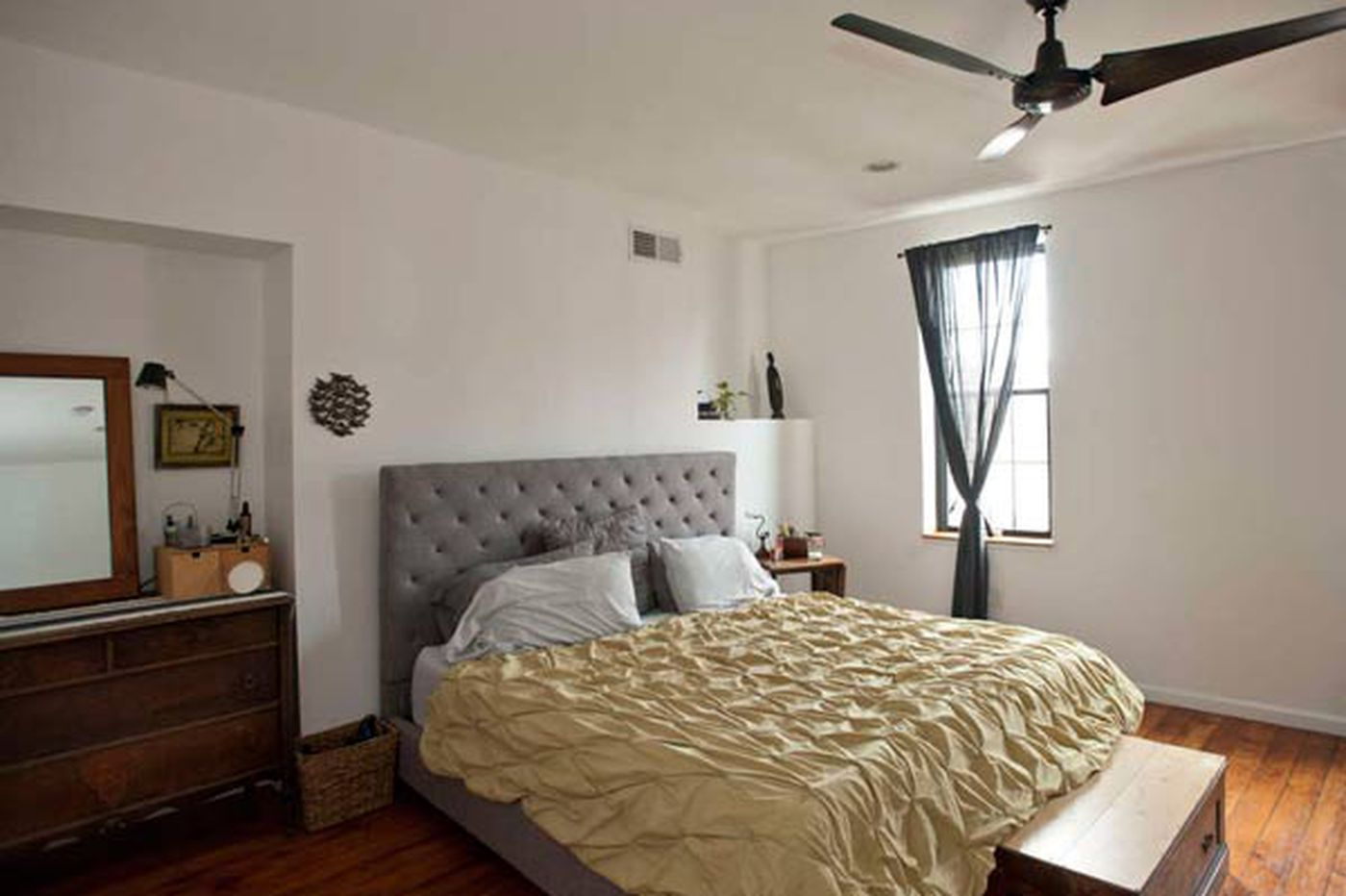 203k mortgage financed Fishtown purchase and rehab